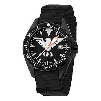 KHS MissionTimer 3 mens watch watches Eagle one KHS. MTE.NB