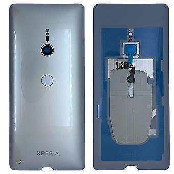 Sony Xperia XZ3 H8416 H9436 H9493 1316-4764 батарея крышка батареи крышка батареи обложка серебро / белый