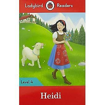 Heidi - coccinelle lecteurs niveau 4