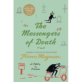 The Messengers of Death: A Mystery in Provence (Commissaire LaViolette Mystery)