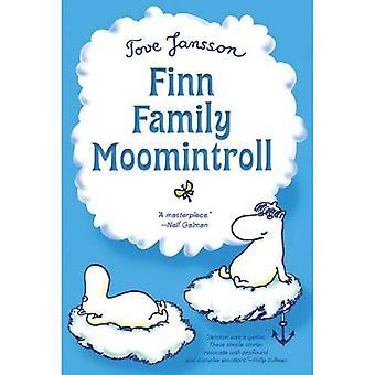 Finn Moomintroll familiale