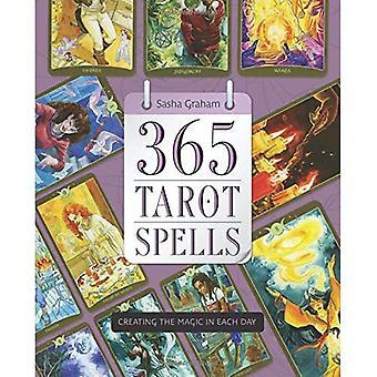 365 tarot trollformler: skapa magi i varje dag