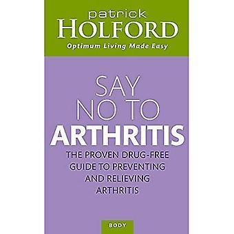 Dire di No all'artrite (Optimum Nutrition Handbook)