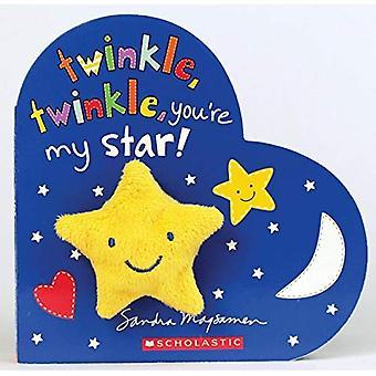 Twinkle, Twinkle, du är min stjärna! [Styrelse bok]