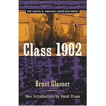 Class 1902 (Joseph M. Bruccoli Great War)