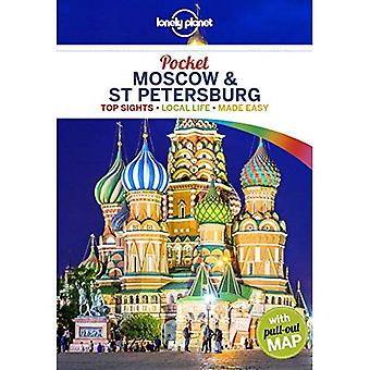 Lonely Planet Pocket Moscow &�St Petersburg (Travel Guide)