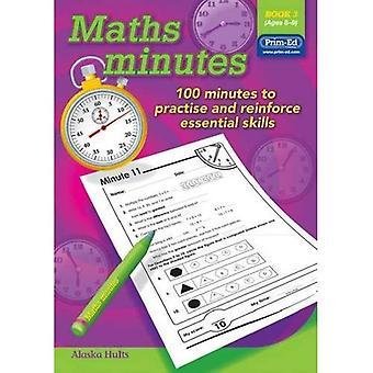 Maths Minutes: Book 3