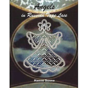 ANGELS IN RUSSIAN TAPE-LACE