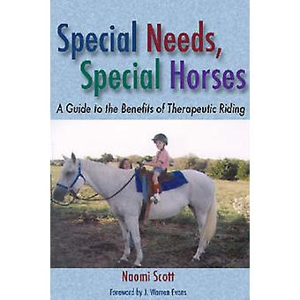 Special Needs - Special Horses - A Guide to the Benefits of Therapeuti