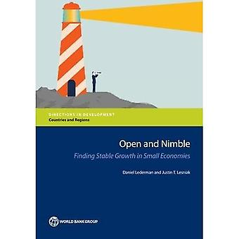 Open and nimble: finding stable growth in small economies (Directions in development)