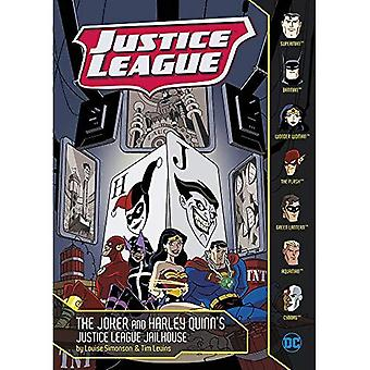 Justice League: The Joker and Harley Quinn's Justice League Jailhouse