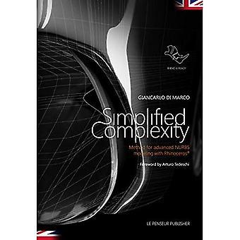 Vereenvoudigde complexiteit