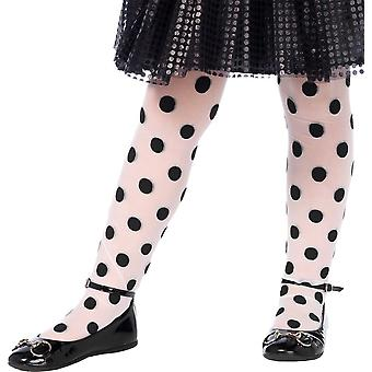 Polka Dot Tights Child