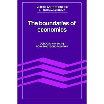 The Boundaries of Economics by Winston & Gordon C.