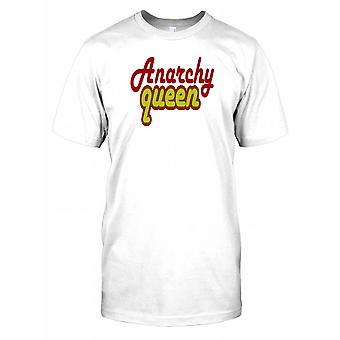 Anarchie-Queen-Kinder-T-Shirt