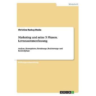 Marketing und seine 5 Phasen. Lernzusammenfassung by RackeyHocke & Christine