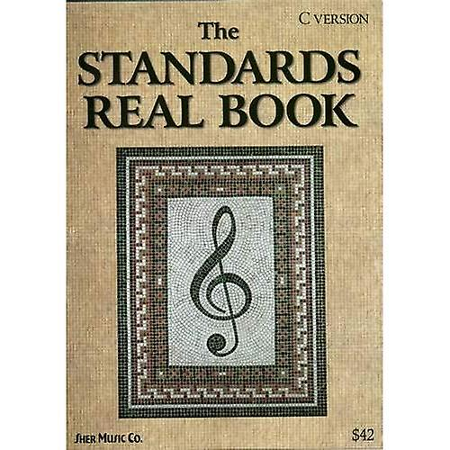 Standards Real Book  the C and vocal edition