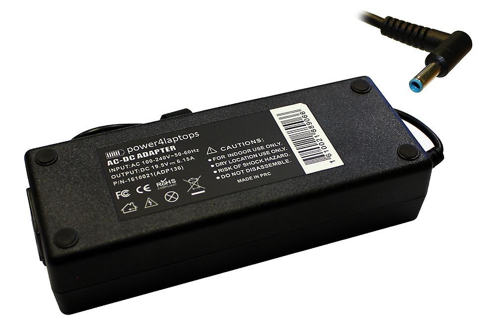 HP Envy 15-k171ng ordinateur portable Compatible AC adaptateur chargeur