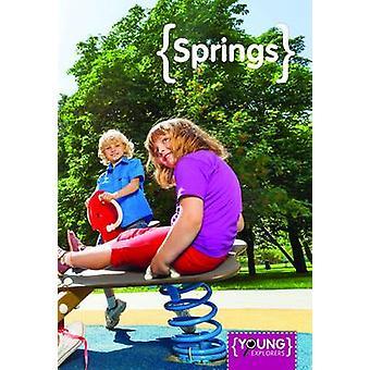 Springs by Sally Hewitt - 9781910512302 Book