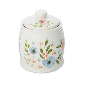 Cooksmart Country Floral Sugar Bowl