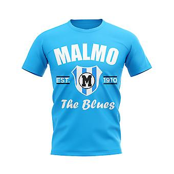 T-Shirt da calcio Malmo Established (Sky)