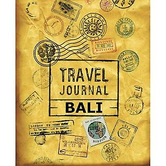 Journal de voyage Bali