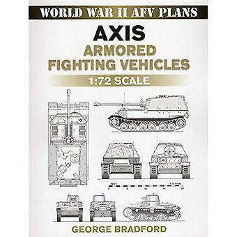 Achse gepanzerte Kampffahrzeuge