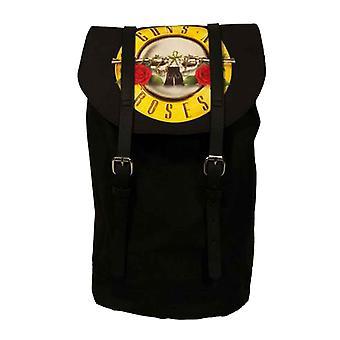 Guns N Roses Backpack Heritage Bag Classic Bullet Band Logo new Official Back