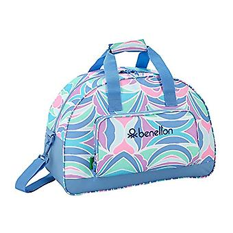 Safta Benetton Iris Children's sports bag - 48 cm - Multicolor