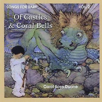 Carol Rose Duane - Of Castles & Coral Bells [CD] USA import
