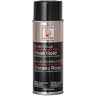 Design Master Premium Metallic Spray Paint 11oz-Rose Gold DM241