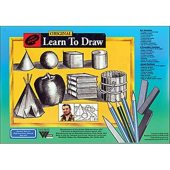 Jon Gnagy Learn To Draw Set Jg129