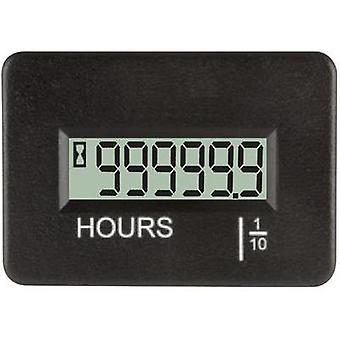 TDE Instruments DPH400-R Operating hours timer