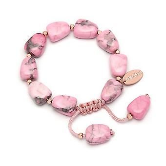 Lola Rose Henny braccialetto rosa fenicottero