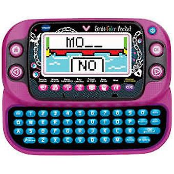 Vtech Genio Color Pocket Rosa/Negro