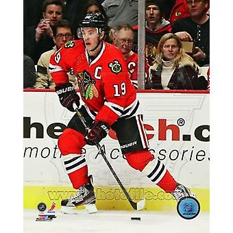 Jonathan Toews 2012-13 Action Sports Photo