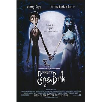 Tim Burtons Corpse Bride Movie Poster (11 x 17)