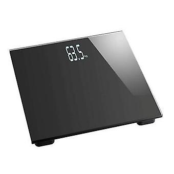 Digital bathroom scales TFA 98.1107 Weight range=150 kg Black