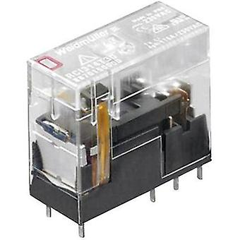 Plug-in relay 24 Vdc 8 A 2 change-overs Weidmüller