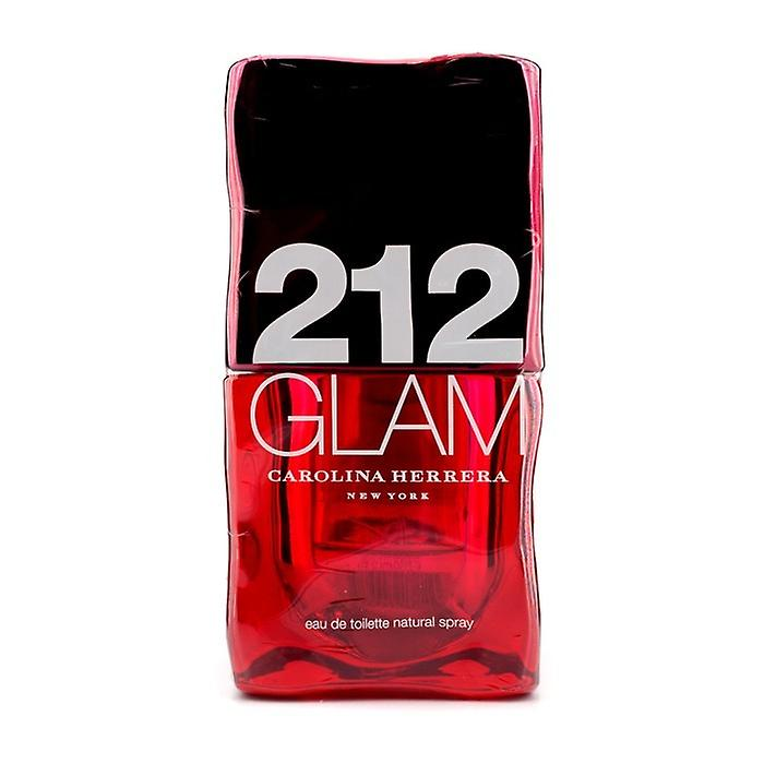 Carolina Herrera 212 Glam Eau De Toilette Spray 60ml / 2oz