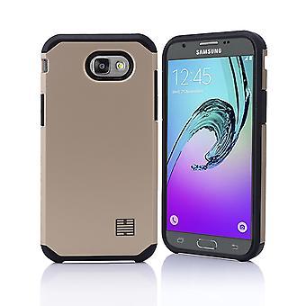 32nd slim Armour tilfældet for Samsung Galaxy J3 2017 J327P - guld (kun USA)