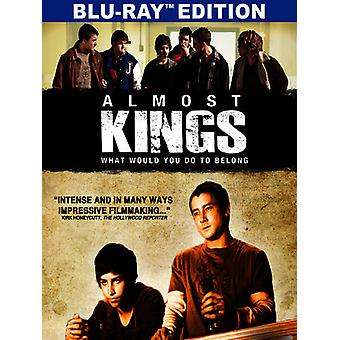 Almost Kings [Blu-ray] USA import