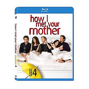 How I Met Your Mother: Season 4 [Blu-ray] USA import