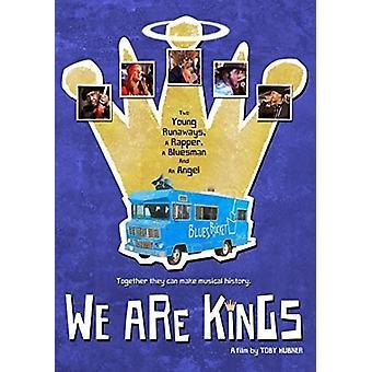Wir sind Könige [DVD] USA importieren