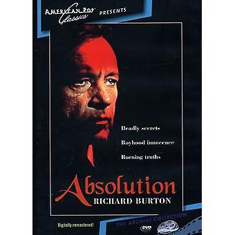 Absolución (1981) importar de Estados Unidos [DVD]
