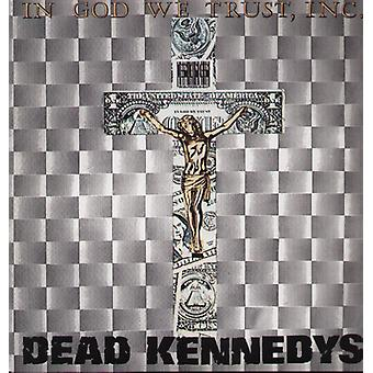 Dead Kennedys - i Gud vi stole [Vinyl] USA import