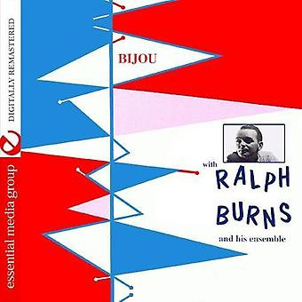 Ralph Burns & zijn Ensemble - Bijou [CD] USA import