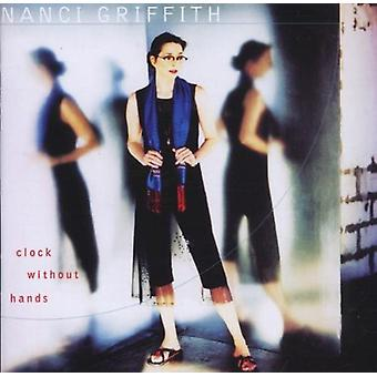 Nanci Griffith - Clock Without Hands [CD] USA import