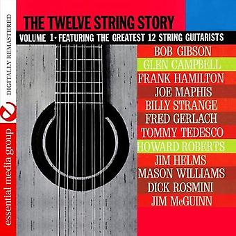 Dodici storia stringa:-Vol. 1-Twelve String storia: importazione USA [CD]