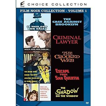 Importer des film USA Noir Collection [DVD]